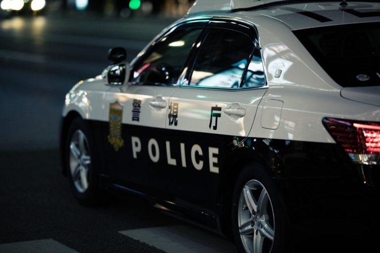 警察官通行禁止制限違反の罰則や罰金、減点|現行犯逮捕も?
