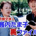 渡辺えりさん主演「示談交渉人 甚内たま子裏ファイル」の誕生ルーツ