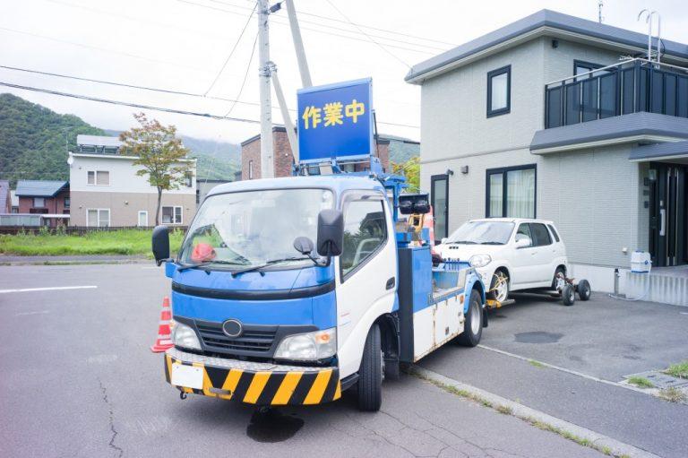 道路交通法上の違反行為・放置駐車違反について