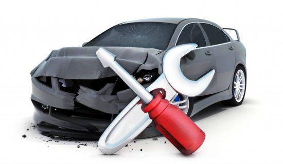 車の修理費用