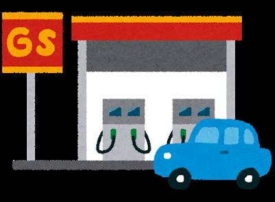 楽天カードはガソリン代の節約にも一役買ってくれます!