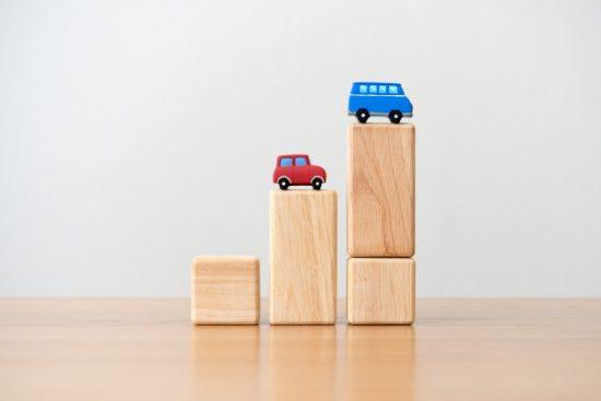 車の価格の違い