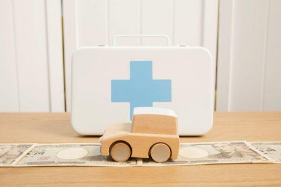 交通事故の治療費