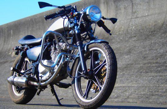 125ccのバイク