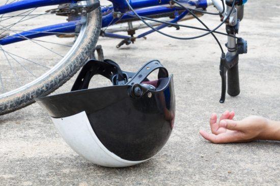 自転車との交通事故