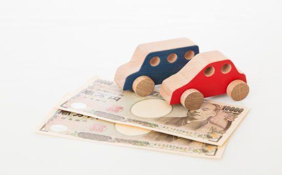 自動車保険料のイメージ図