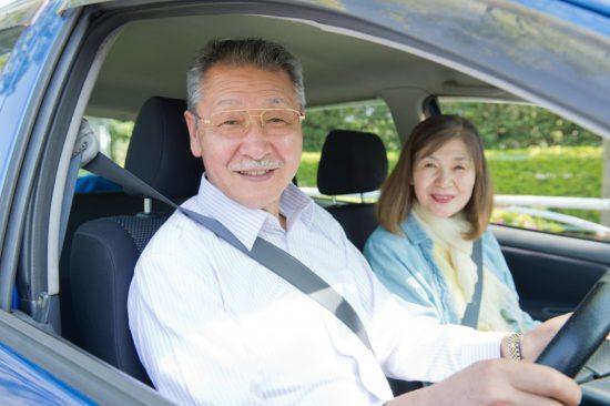 60代の運転手