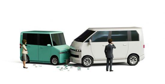 事故の被害者と加害者