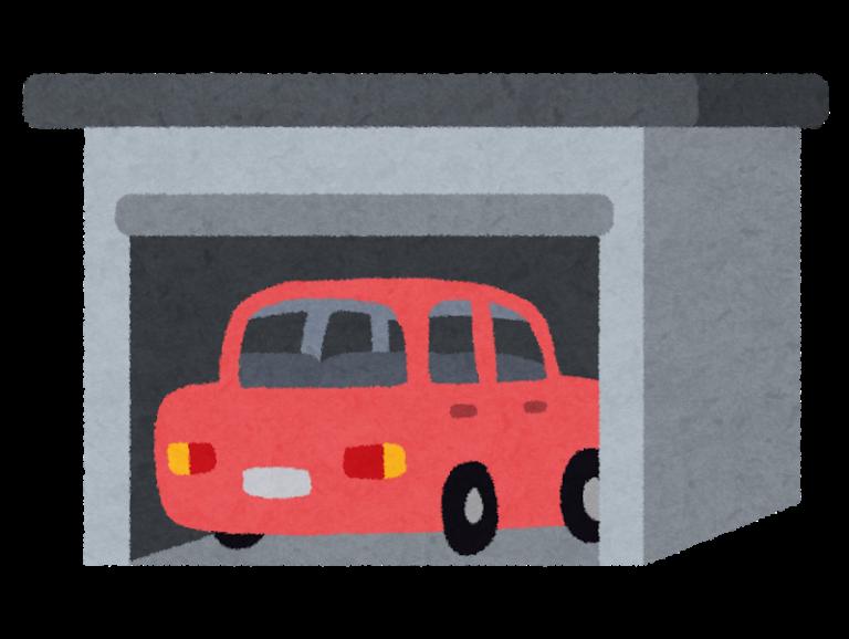 道路交通法上の違反行為の保管場所法違反について詳しく解説