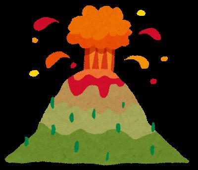 火山が噴火して自動車が壊れた場合、車両保険は有効か?