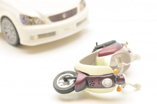バイクの交通事故