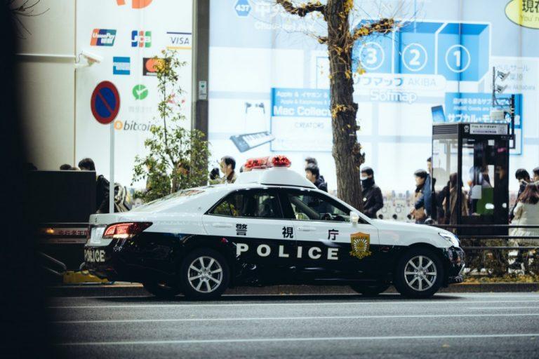 警察官現場指示違反はどんな違反行為?罰金や罰則、点数はどうなるの?
