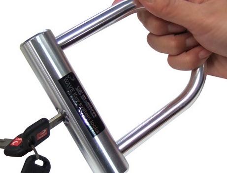 自転車-U字錠