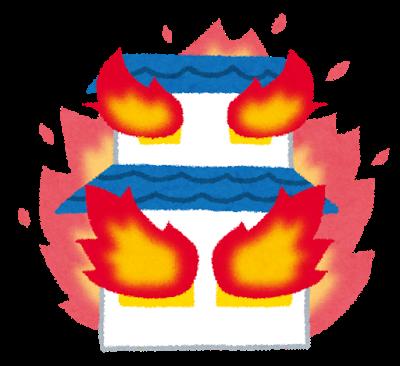 マイカーが家の火事で一緒に燃えた!火災保険でも補償対象になる?