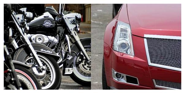 自動車と単車(バイク)が事故した場合の基本的な過失相殺