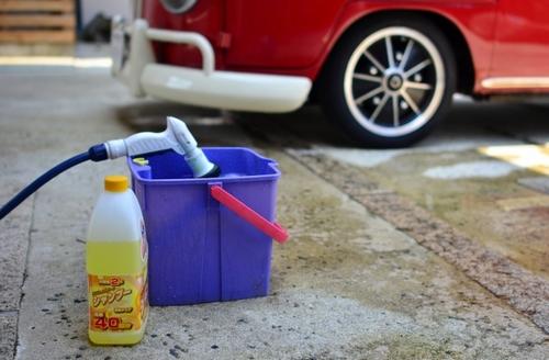 洗車代金を節約する方法~車はいつもピカピカに!