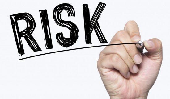 リスクの文字