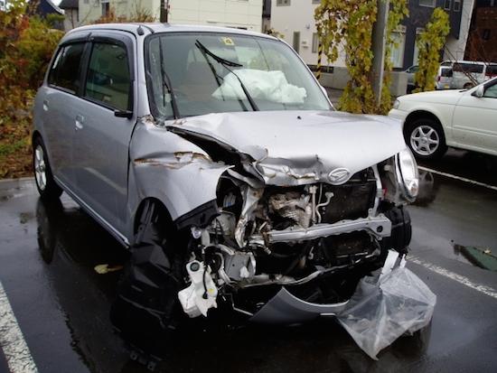事故後に車両保険に加入して保険金を請求するって有り?