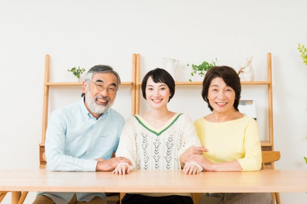 未成年と高齢者
