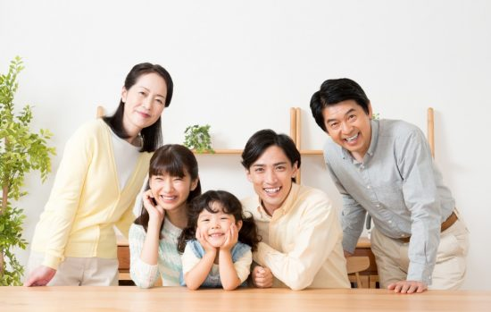 家族の年齢を気にして自動車保険に加入