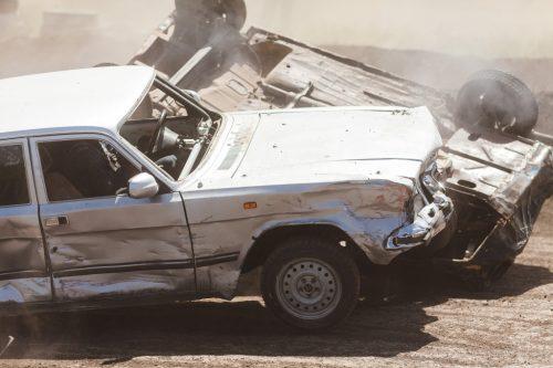 高額賠償の交通事故