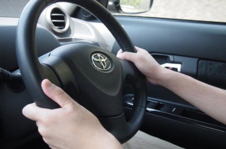 海外での車の運転