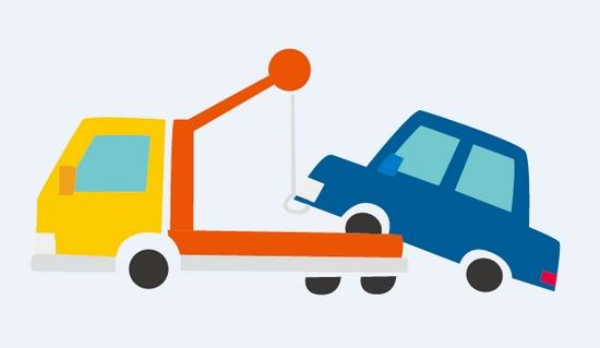 ロードサービス対象外のトラブルが有る!?ドライブ前に要チェック